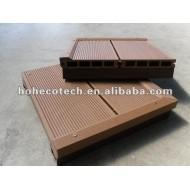 屋外の床の敷物、wpcのdeckingのための端カバーを防水しなさい