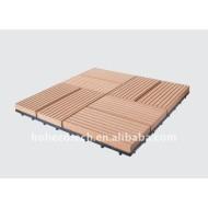 直接工場! 普及した屋外木またはタケのDeckingのプラスチック木製のdeckingのwpcのタイル