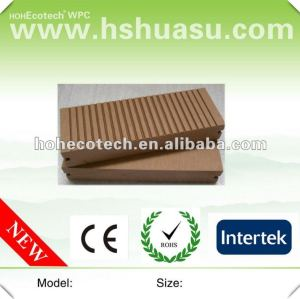 wpc top quality solid flooring board (water resistant)