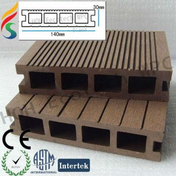wood plastic composite wpc artifical wood