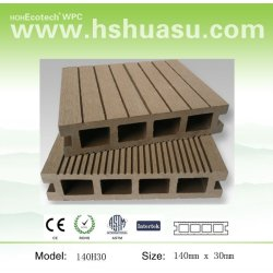 木製のプラスチック床の合成物のdecking