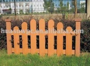decking/pavimento compositi di plastica di legno