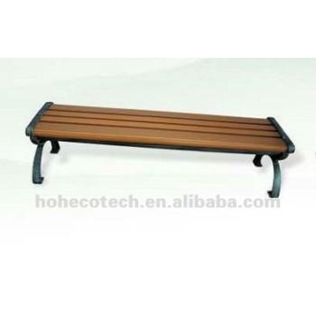 environmental wooden plastic garden chairs