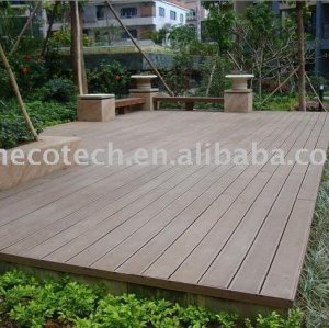 decking-popular WPC outdoor fencing-CE