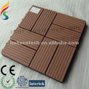 De plástico al aire libre muebles de madera - materiales de wpc