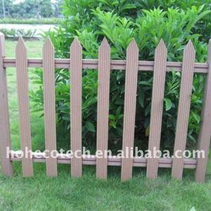 La conception en bois naturel composite wpc escrime/rambarde/post