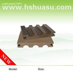 Wood Plastic Composite Sundeck