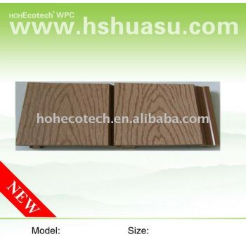 WPC composite eco-friendly Wood-like Wall Panel