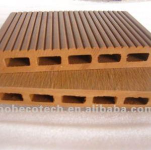 ponte di legno, di plastica