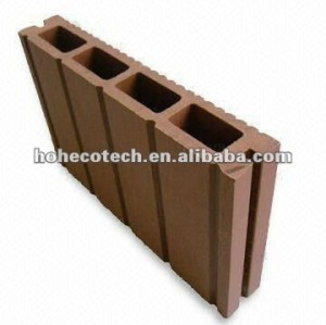 WPC, cedar wood planks