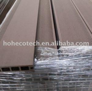 Best seller! Wpc platelage de plancher extérieur personnalisé - longueur 150*25mm lisse ou ponçage de plancher
