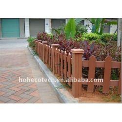 囲うか、または柵で囲む健康な設計防水WPC合成物