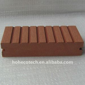 wpc groove decking(ISO CE ROHS ASTM)