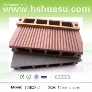 plancher composé extérieur