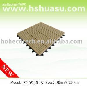 Popular wpc DIY tiles
