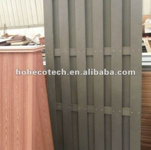 Wood Plastic composite fencing material wpc