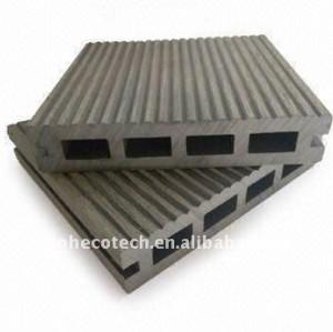китае завод цена составной настил/пол wpc материала и wpc настилов композитный настил