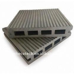 中国の工場価格の合成のDeckingの/flooringのwpcの物質的なwpcのdeckingの合成物のDecking