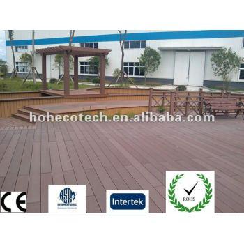 wood plastic composite leisure chair/outdoor/garden pergola