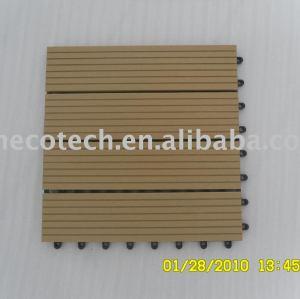 Wood Plastic Composites(WPC) Tiles