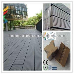 WPC decking wooden material/floor wood board