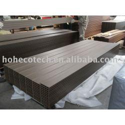 木製のプラスチック合成の屋外のdeckingの床
