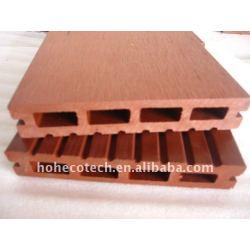 防水木製のプラスチック合成物WPCのフロアーリング