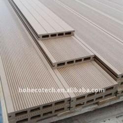 質の保証の工場価格WPCのdeckingのwpcのフロアーリングの堅材のdecking