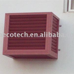wpc cubierta de aire acondicionado