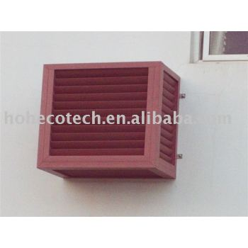 wpc air condition cover