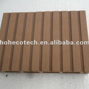 Wpc eco- de extrusión cubiertas( decking del wpc/wpc panel de pared/wpc productos de ocio)
