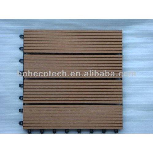 Outdoor waterproof wooden flooring outdoor boards wpc for Outdoor decking boards