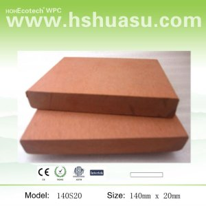 durable composite deck