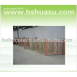 引張強さのWpcの高い柵(outerdoorのwpc)