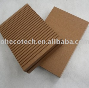 Huasu a machiné le decking (ISO9001, ISO14001, ROHS, le CE)