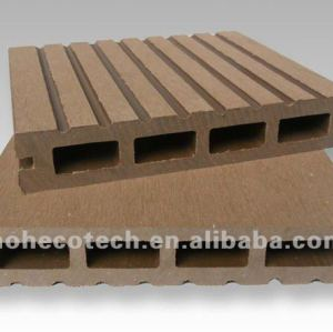 Engineered Hollow Composite Decking