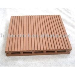 木製のプラスチック合成のdeckingまたは床の待っているパッキング