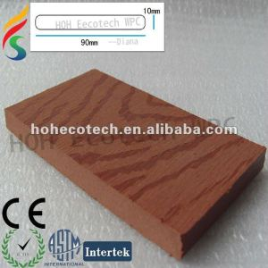 Plastic fence boards-wpc