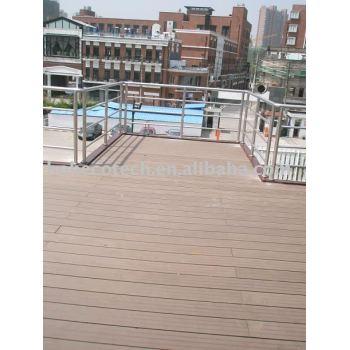WPC Outdoor pergola Decking/Flooring