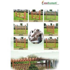 Wood plastic composite Fencing (wpc)
