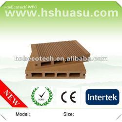 2012新しい価格の木製のプラスチック合成のdecking板(セリウムROHS)
