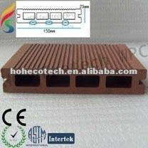 plate-forme composée de composé de plancher de plancher de decking de wpc