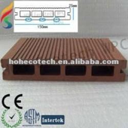 wpcのdeckingの床の合成の床の合成物のデッキ