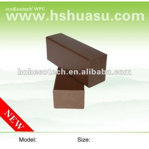 High quality wood plastic composite decking joist