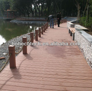 wpc outdoor decking for engineered