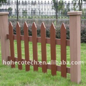 Wood plastic composite (wpc) Fencing