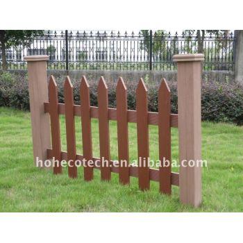 Wood plastic composite (wpc) Fencing
