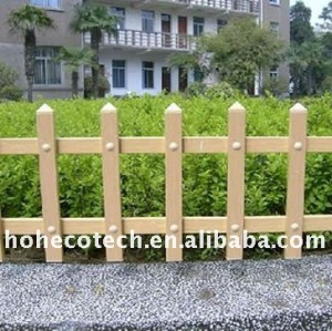 Wood plastic composite Fencing-wpc
