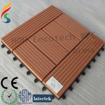 Waterproof WPC Composite Tile
