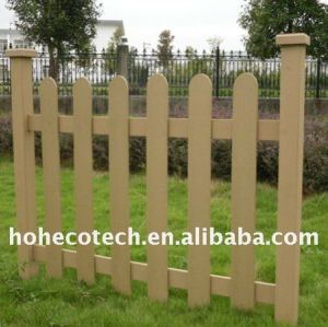 Easy installation (wpc) Fencing